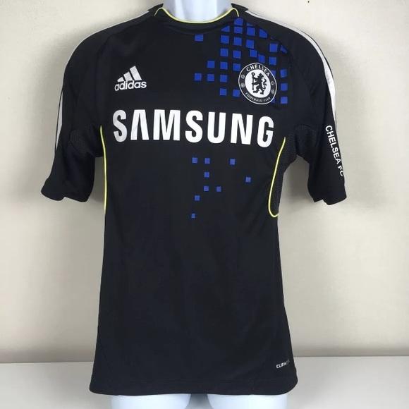 3ff8d3feafd adidas Shirts | Chelsea Football Club Fc Soccer Jersey | Poshmark